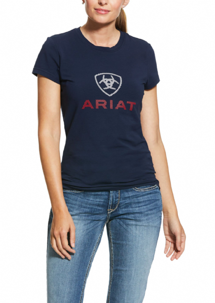 Ariat HD Logo Ladies T-Shirt